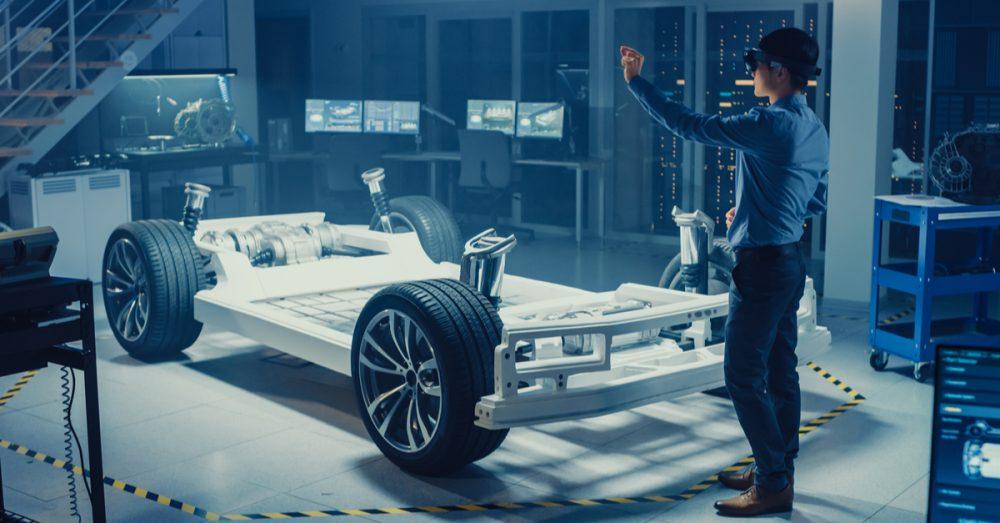 自動車 VR