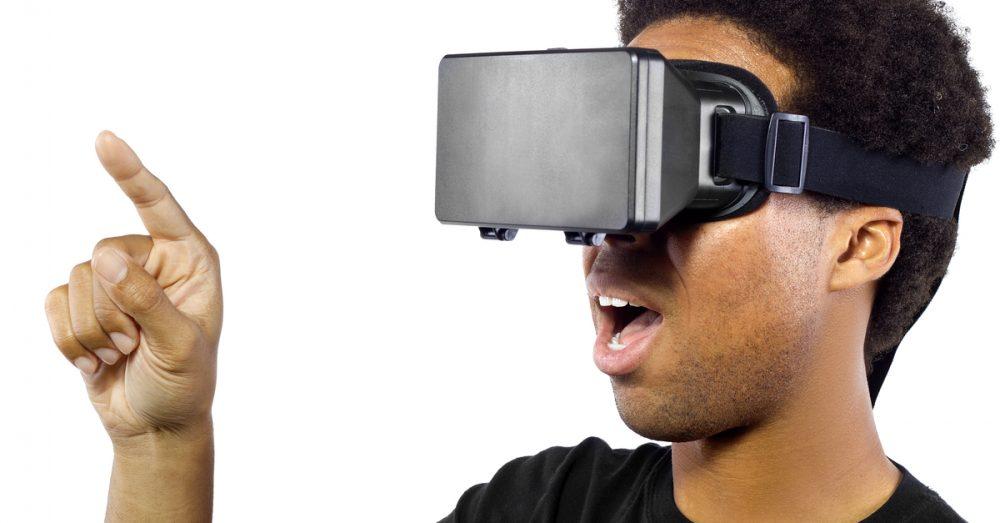 ハンドトラッキング  VR