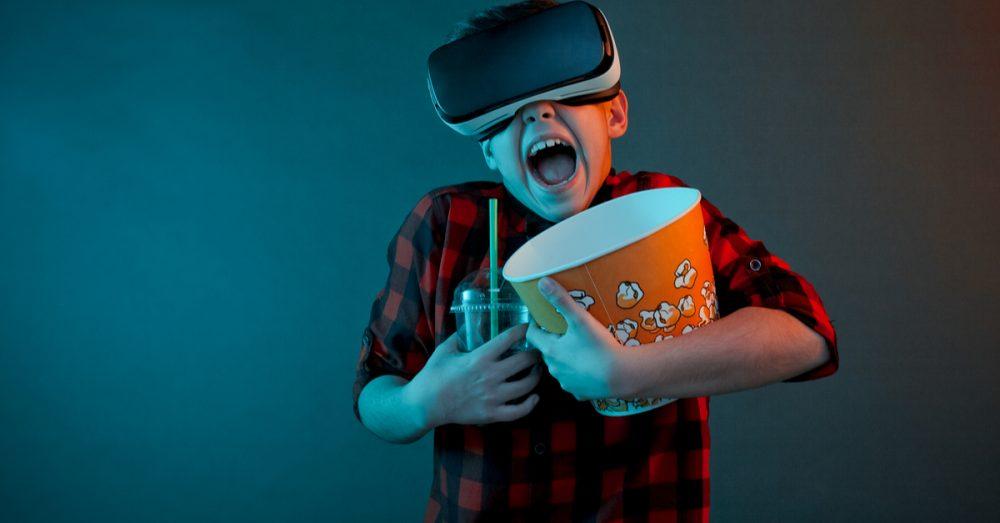 VR cinema