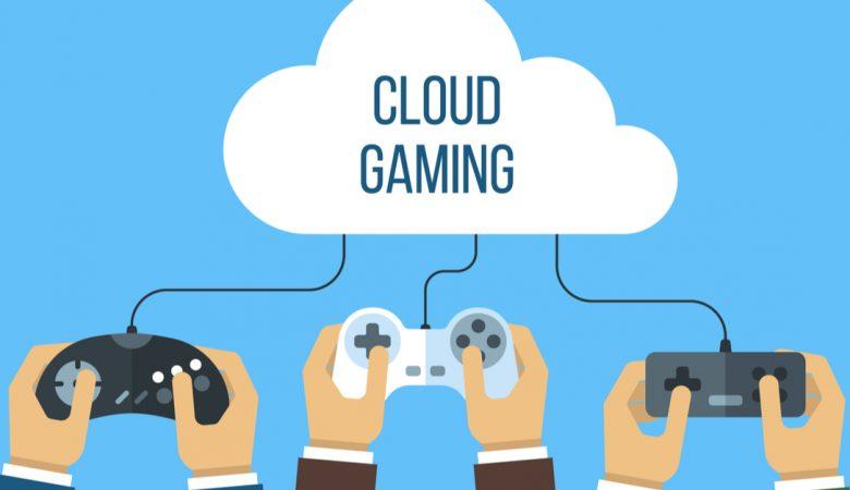 cloud game