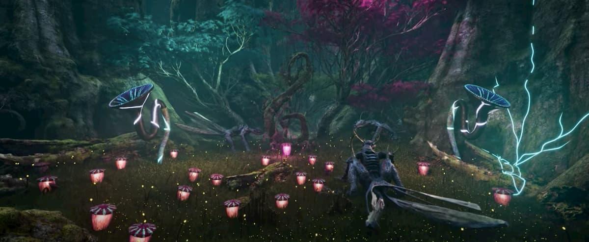 音楽パズルゲーム『Rhythm of the Universe: Ionia』、PC VR、Oculus Quest、PSVRで21年第2四半期に発売
