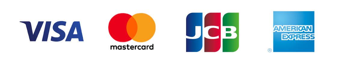 インターカジノ入金手段:クレジットカード(VISA、MasterCard、JCB、Americ