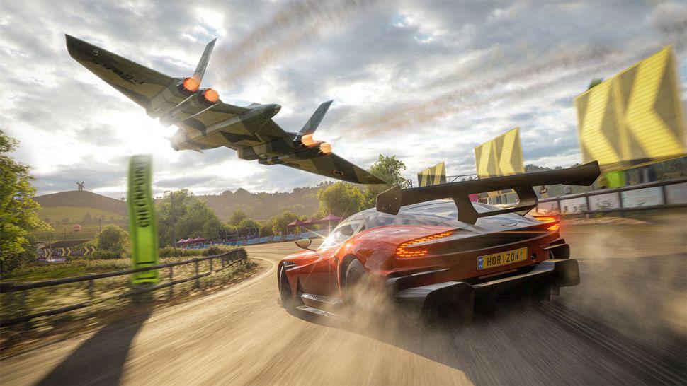 『Forza Horizon 4』