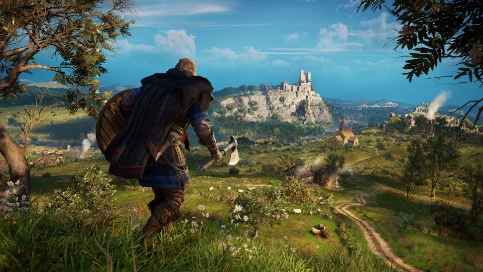 『アサシン クリード ヴァルハラ』(Assassin's Creed Valhalla)