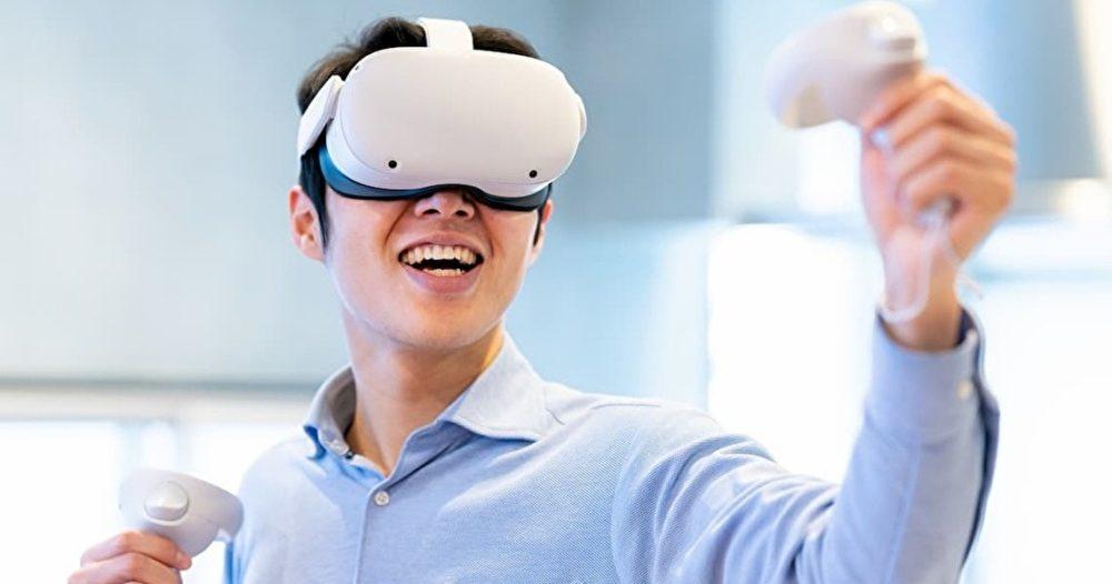 VR oculus quest 2