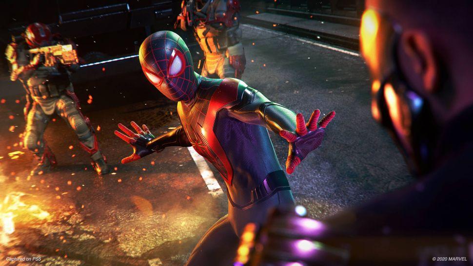 スパイダーマン マイルズ・モラレス(Marvel's Spider-Man: Miles Morales