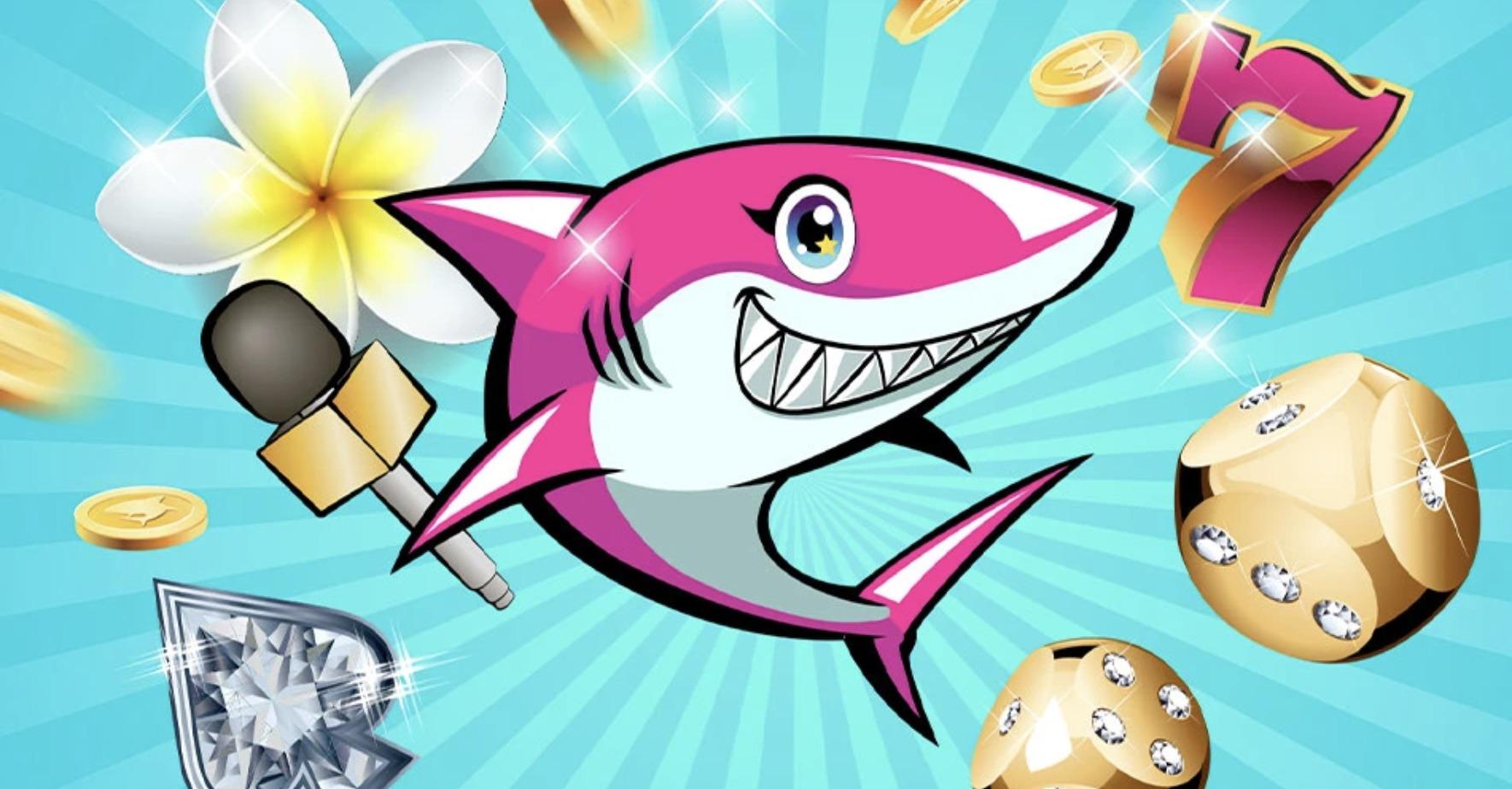 アロハシャークでオンラインカジノをもっと楽しもう!